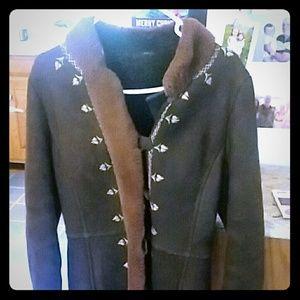 Vintage Coat Size 4